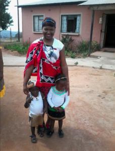Emmah&children, Heritage Day, 2015