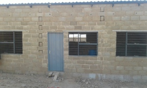 New house for Sophie Banda's children