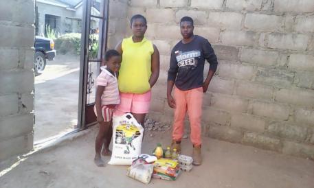 ngomane-family