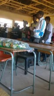 5. Peer education class