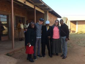 7. Jabu, Dan, Pastor Keke, Jo, Pastor ?Mfundo