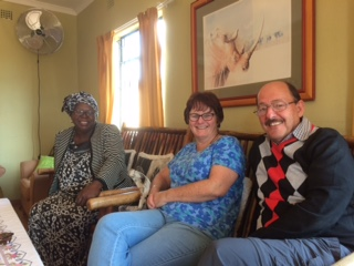Ma Flo, Cecil&Sue Edwards