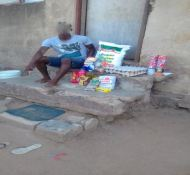 7a. Food parcel delivery