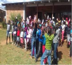 69. K2 lunchtime children