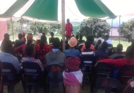 75. World AIDS Day talk