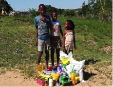 Dec, Mhlabini siblings