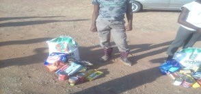 99.food parcel, Sib. Nko