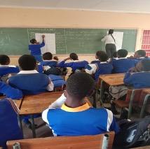 After-school class