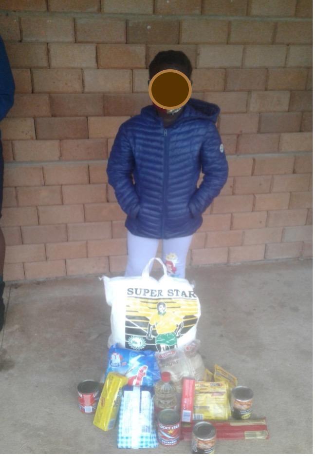 3a. Phe. Ngo. Food parcel blur